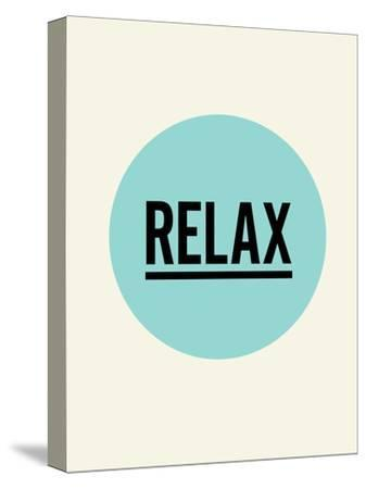 Relax-Brett Wilson-Stretched Canvas Print