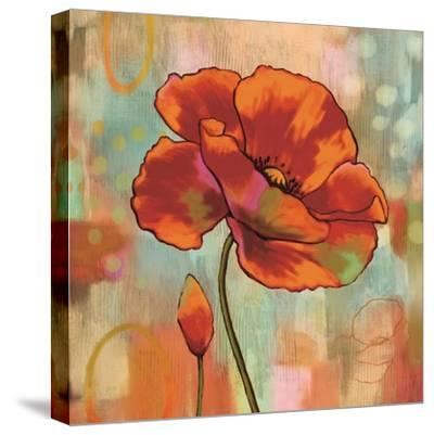 Fanciful II-Nicole Sutton-Stretched Canvas Print