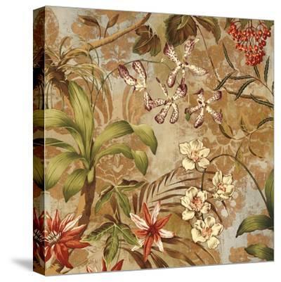 Lush II-Chris Donovan-Stretched Canvas Print