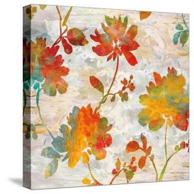 Garden View I-Erin Lange-Stretched Canvas Print