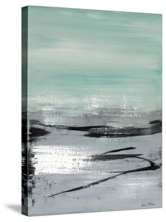 Beach I-Heather Mcalpine-Stretched Canvas Print