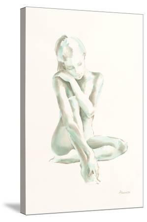 Delphine II-Deborah Pearce-Stretched Canvas Print