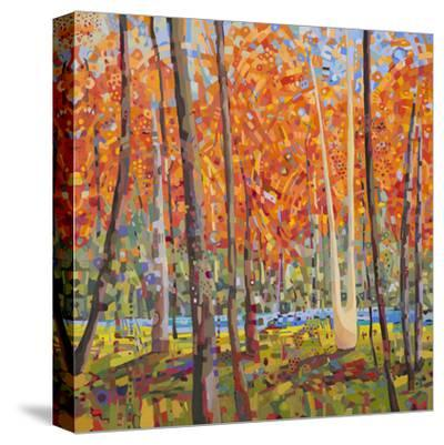 I Doubted If I Would Return-Jean Cauthen-Stretched Canvas Print