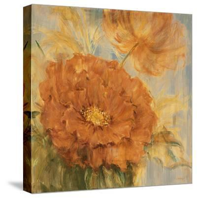 Sunlit Flowers I-Philip Brown-Stretched Canvas Print