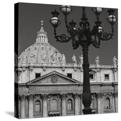 Rome-The Chelsea Collection-Stretched Canvas Print