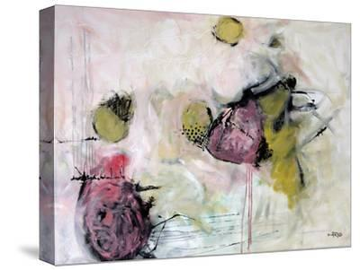 Crazy Thing-Annie Rodrigue-Stretched Canvas Print