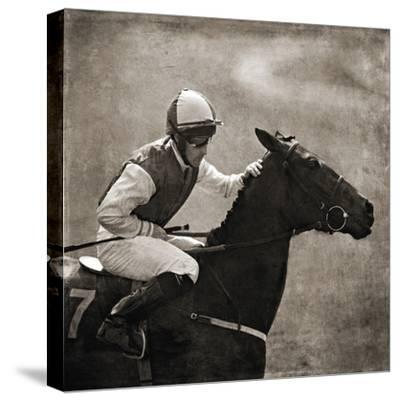 Well Done-Pete Kelly-Stretched Canvas Print