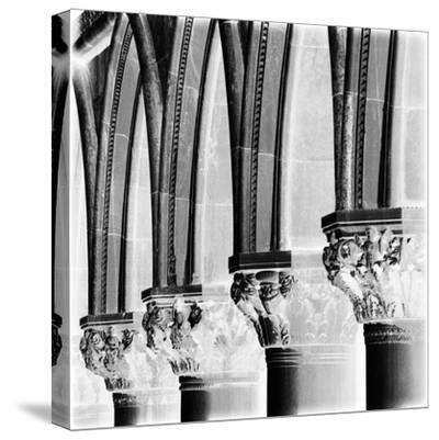 X-ray - Architectural I-Tony Koukos-Stretched Canvas Print