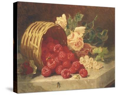 Sweet Taste of Summer-Elizabeth Stannard-Stretched Canvas Print