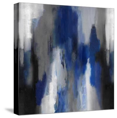 Apex Blue II-Carey Spencer-Stretched Canvas Print