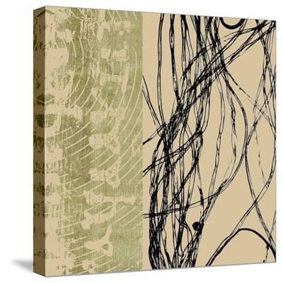 Fibers 2-GraphINC-Stretched Canvas Print