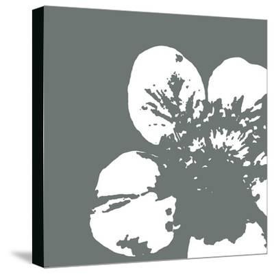 Flower III-GraphINC-Stretched Canvas Print