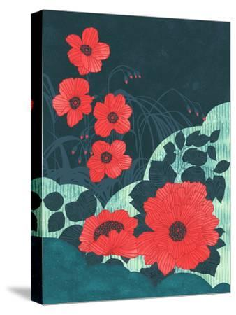 Ruby-Tracie Andrews-Stretched Canvas Print
