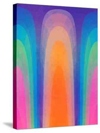 Chroma01-Tracie Andrews-Stretched Canvas Print