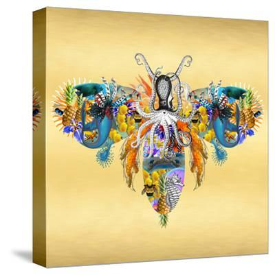 Fantasy World - Bee-Amy Shaw-Stretched Canvas Print