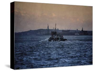 Liberty Crossing-Pete Kelly-Stretched Canvas Print