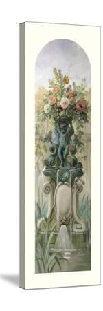 Scenic Panel II-Pierre-Victor Galland-Stretched Canvas Print