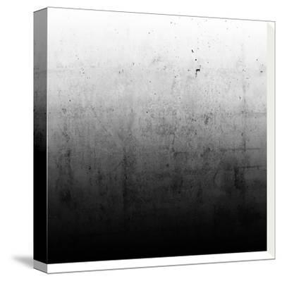 Black Ombre-Emanuela Carratoni-Stretched Canvas Print