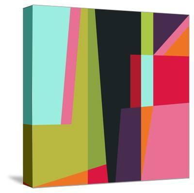 Geometric 28-Susana Paz-Stretched Canvas Print