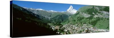 Zermatt, Switzerland--Stretched Canvas Print