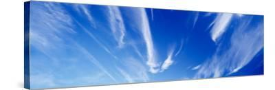 Clouds, Sky--Stretched Canvas Print