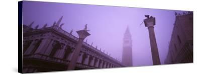 Saint Marks Square, Venice, Italy--Stretched Canvas Print