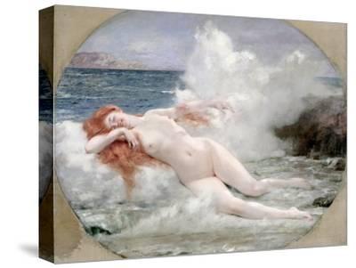 The Birth of Venus, circa 1896-Henri Gervex-Stretched Canvas Print