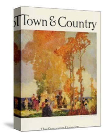 Town & Country, May 20th, 1921--Stretched Canvas Print