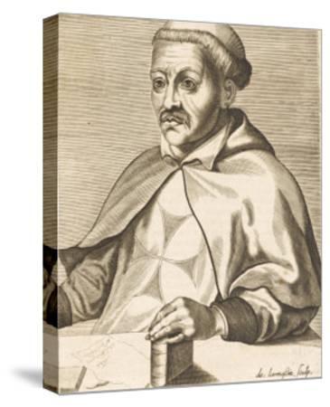 Robert Gaguin French Historian-Nicolas de Larmessin-Stretched Canvas Print