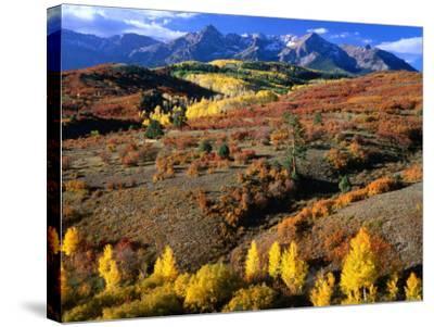 Sneffels Ridge, Colorado, USA-Rob Blakers-Stretched Canvas Print