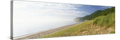 Sleeping Bear Dunes National Lakeshore, Michigan, USA--Stretched Canvas Print