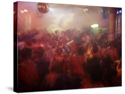 Meltdown, Drum and Bass, Brighton, Sussex, England, United Kingdom-Jean-luc Brouard-Stretched Canvas Print