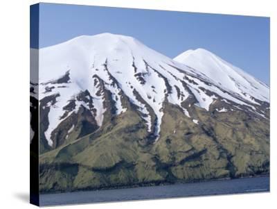 Aleutian Islands, Alaska, USA-Ken Gillham-Stretched Canvas Print