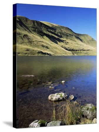 Black Mountains, Brecon Beacons National Park, Wales, United Kingdom-Roy Rainford-Stretched Canvas Print