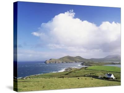 Valentia Island, County Kerry, Munster, Eire (Republic of Ireland)-Roy Rainford-Stretched Canvas Print