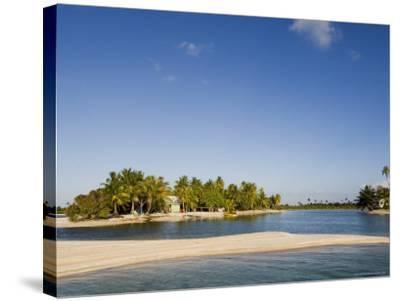 Tikehau, Tuamotu Archipelago, French Polynesia Islands-Sergio Pitamitz-Stretched Canvas Print