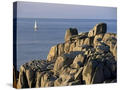 Penninis Point, St. Mary's, Isles of Scilly, United Kingdom-Adam Woolfitt-Stretched Canvas Print
