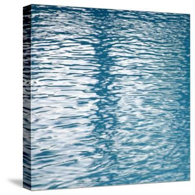 Azure Reflect-Nicole Katano-Stretched Canvas Print