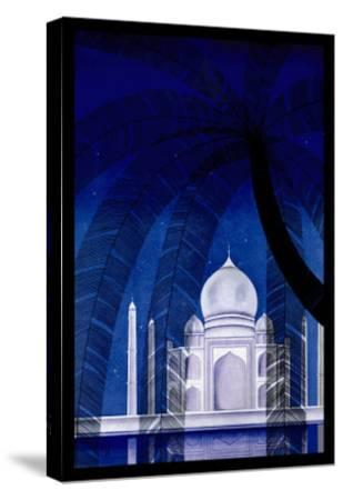 In Agra-Frank Mcintosh-Stretched Canvas Print