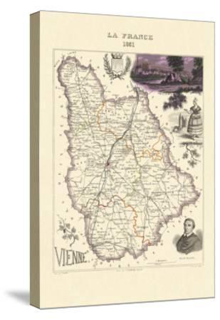 Vienne-Alexandre Vuillemin-Stretched Canvas Print