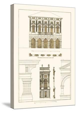 Palazzo Verzi at Verona, Palazzo Madama-J^ Buhlmann-Stretched Canvas Print