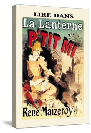 La Lanterne: P'tit Mi--Stretched Canvas Print