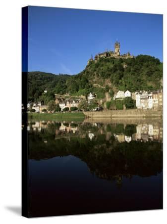 Cochem, River Mosel, Rhineland-Pfalz, Germany, Europe-Oliviero Olivieri-Stretched Canvas Print