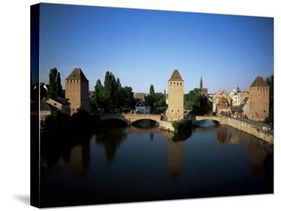 Main Gate, Strasbourg, Bas-Rhin Department, Alsace, France, Europe-Oliviero Olivieri-Stretched Canvas Print