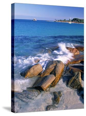 Meelup, Cape Naturaliste, Western Australia, Australia-Doug Pearson-Stretched Canvas Print