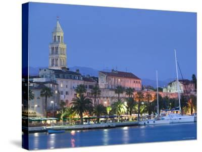Split, Croatia-Russell Young-Stretched Canvas Print