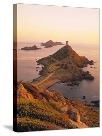 Parata, Corsica, France-Doug Pearson-Stretched Canvas Print