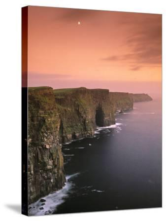 Cliffs of Moher, County Clare, Ireland-Doug Pearson-Stretched Canvas Print