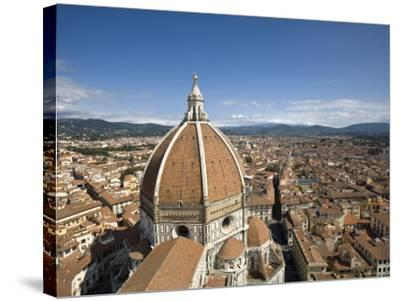 Duomo, Florence, Tuscany, Italy-Doug Pearson-Stretched Canvas Print