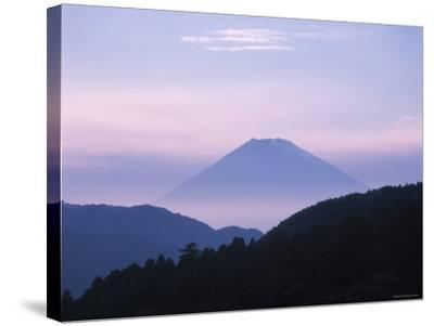 Mt. Fuji, Japan-James Montgomery Flagg-Stretched Canvas Print
